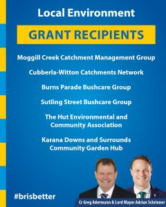 local-evironment-grants-pullenvale-ward