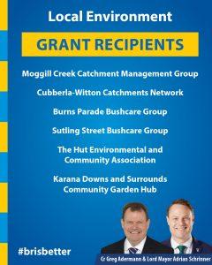 local-evironment-grants-pullenvale-ward